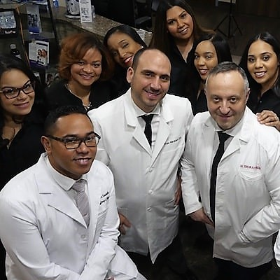 The dentists and team of Dental Group of Westchester