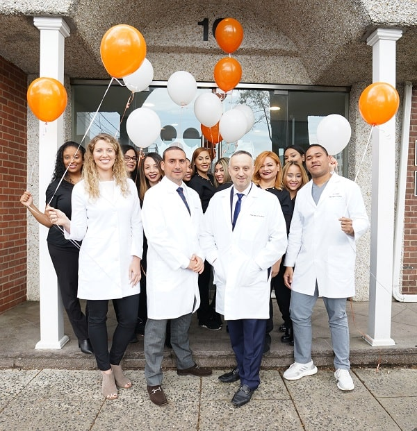 The Dental Group of Westchester team.